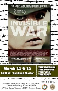 Invisible War Poster